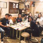 日本酒読書会